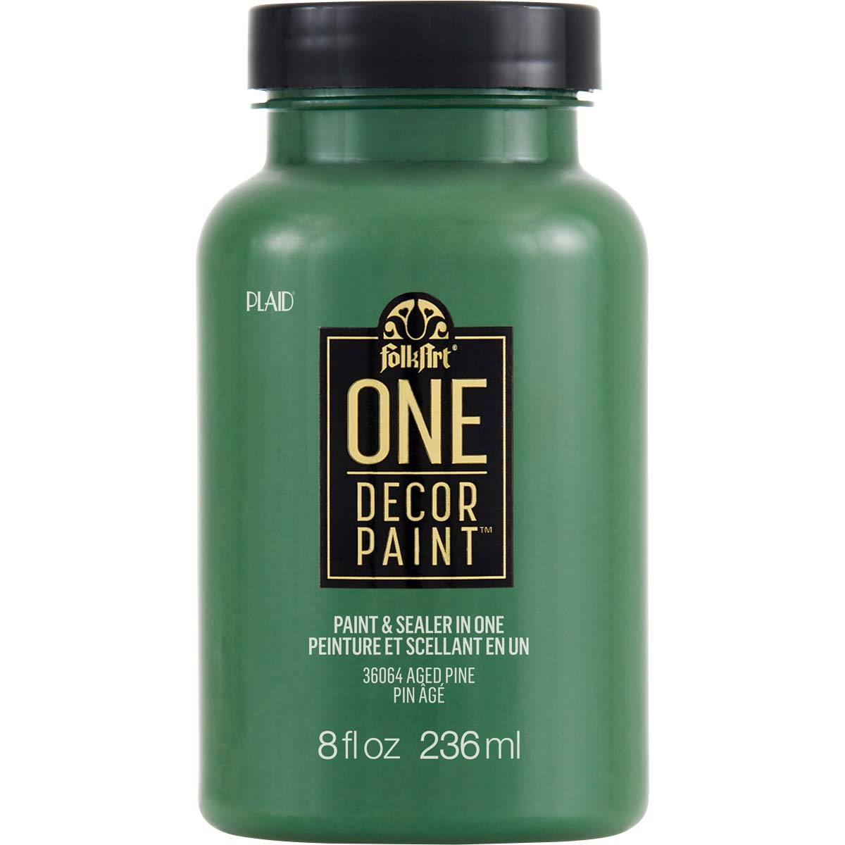 FolkArt ® One Décor Paint™ - Aged Pine, 8 oz. - 36064