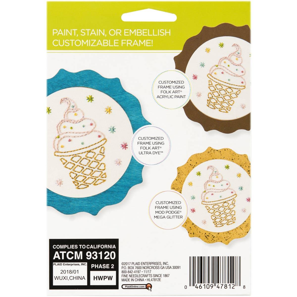 Bucilla ® My 1st Stitch™ - Stamped Cross Stitch Kits - Sweet Thoughts - 47812E