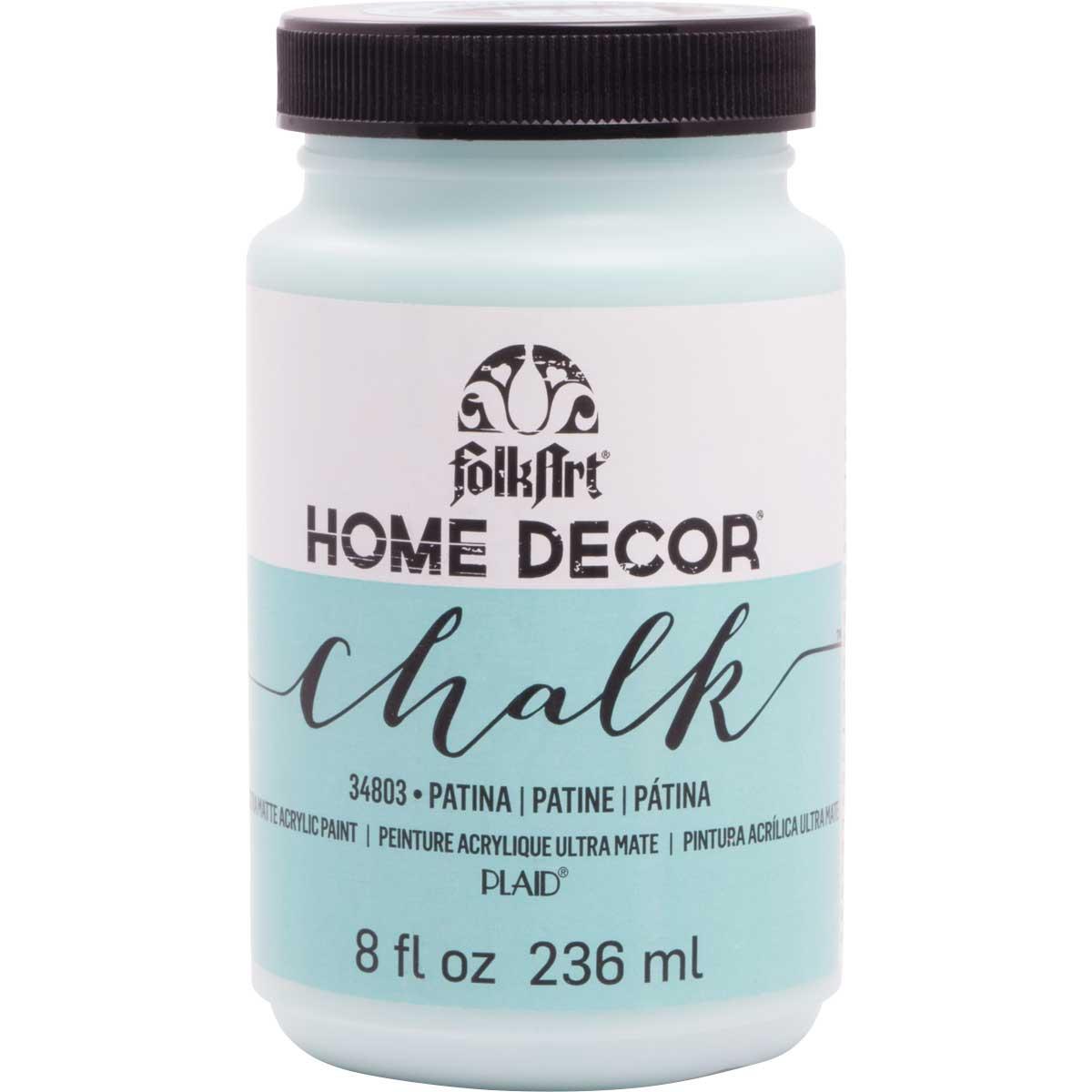 FolkArt ® Home Decor™ Chalk - Patina, 8 oz. - 34803