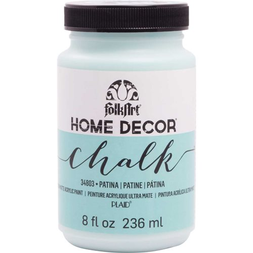 FolkArt ® Home Decor™ Chalk - Patina, 8 oz. - 34803