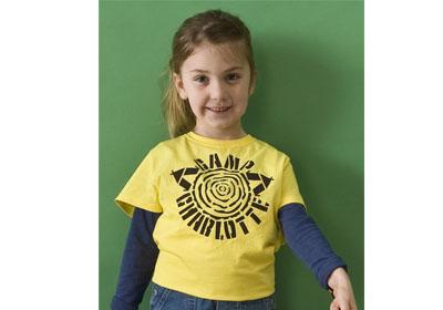 Handmade Charlotte™ Camp Charlotte T-Shirt