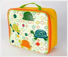 Turtles & Buttons Lunch Box