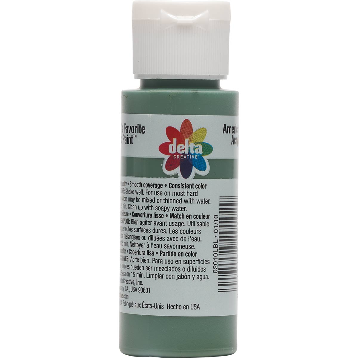Delta Ceramcoat ® Acrylic Paint - Forest Green, 2 oz. - 020100202W