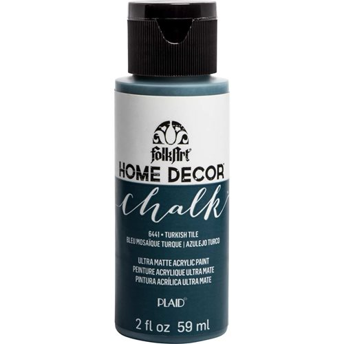 FolkArt ® Home Decor™ Chalk - Turkish Tile, 2 oz.