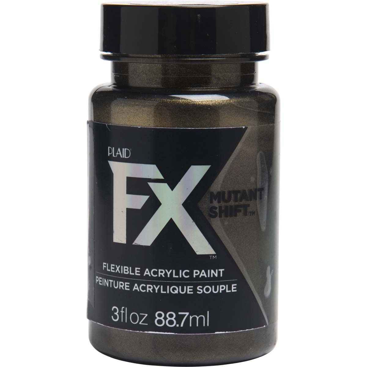 PlaidFX Mutant Shift Flexible Acrylic Paint - Gamma Ray, 3 oz. - 36914