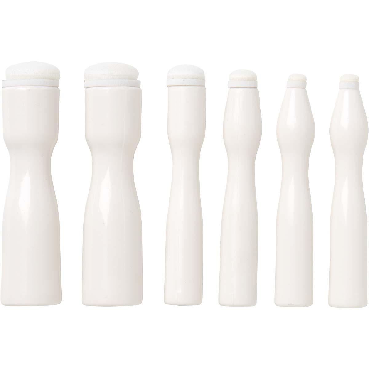 Martha Stewart ® Brush Sets - Dauber Set 6 pc.