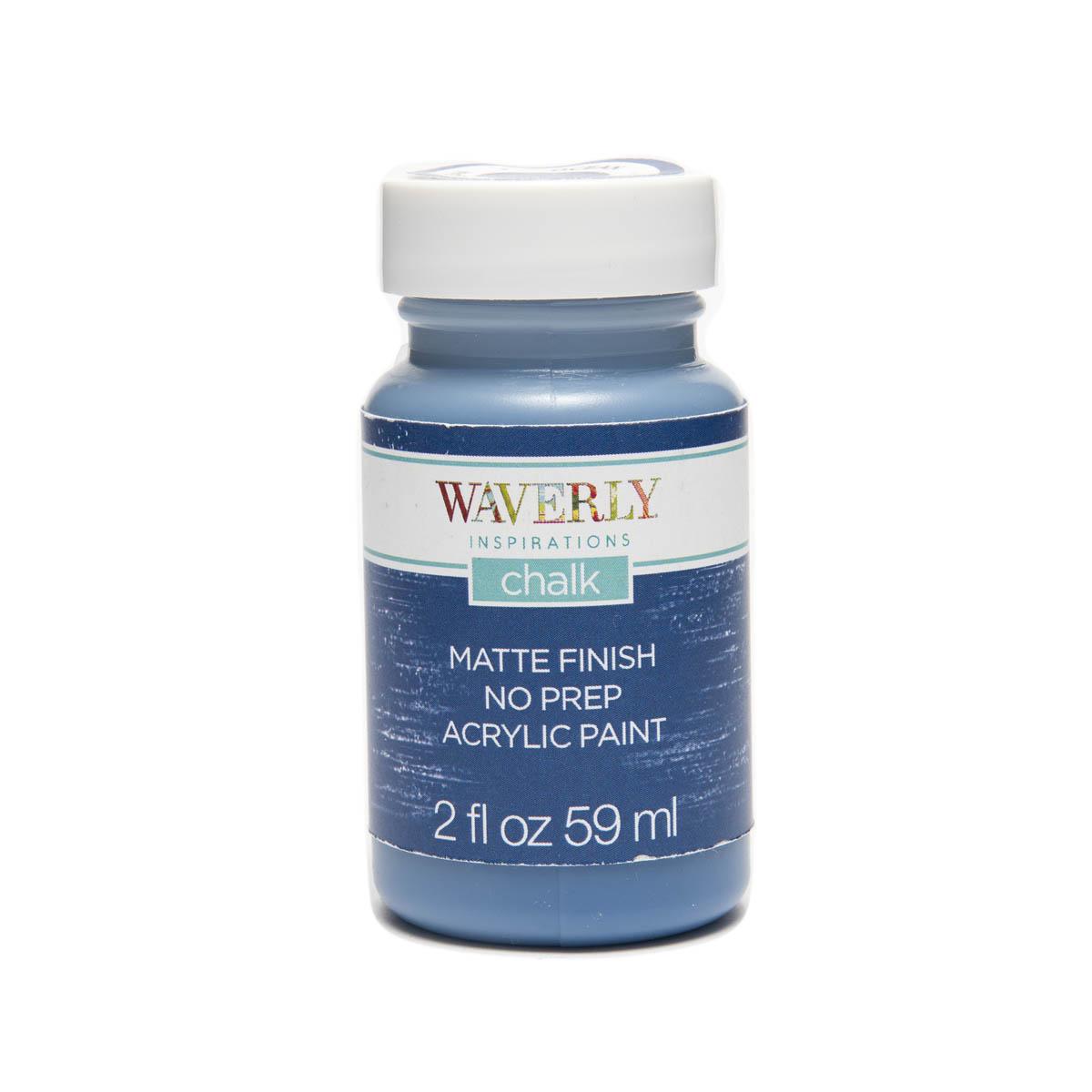 Waverly ® Inspirations Chalk Finish Acrylic Paint - Ocean, 2 oz.