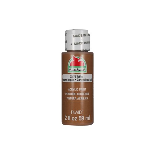 Apple Barrel ® Colors - Toffee, 2 oz. - 20576