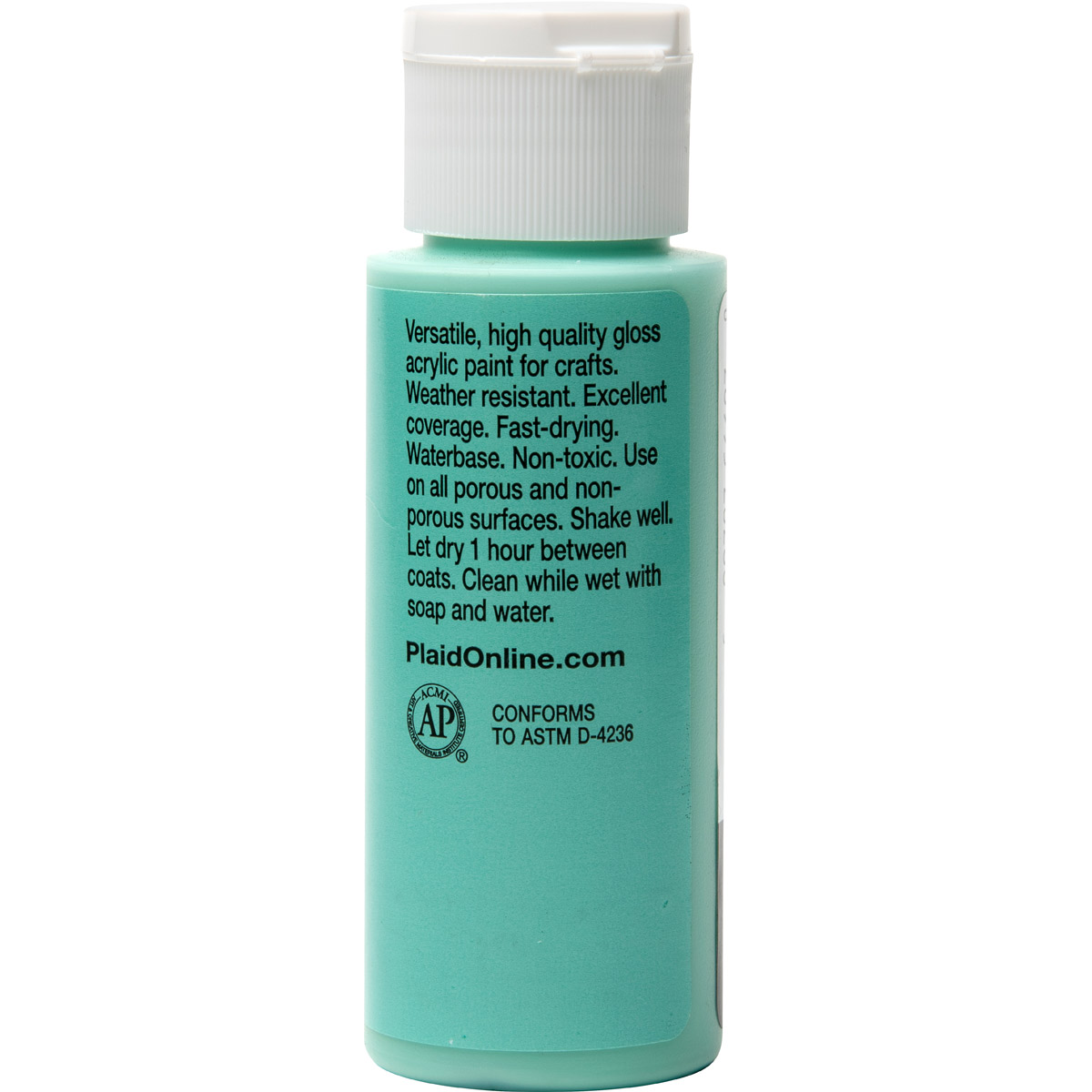 Apple Barrel ® Gloss™ - Mint Crush, 2 oz. - 20286E