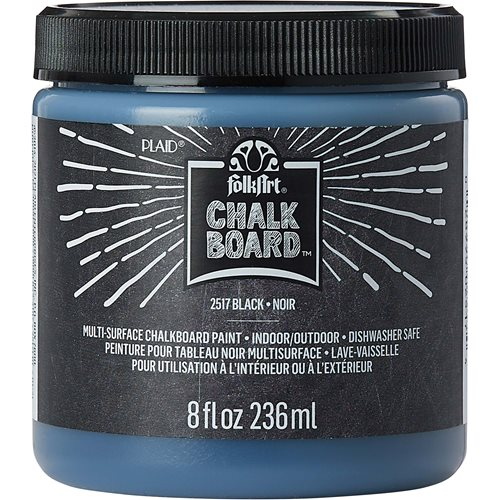 FolkArt ® Chalkboard Paint - Black, 8 oz.