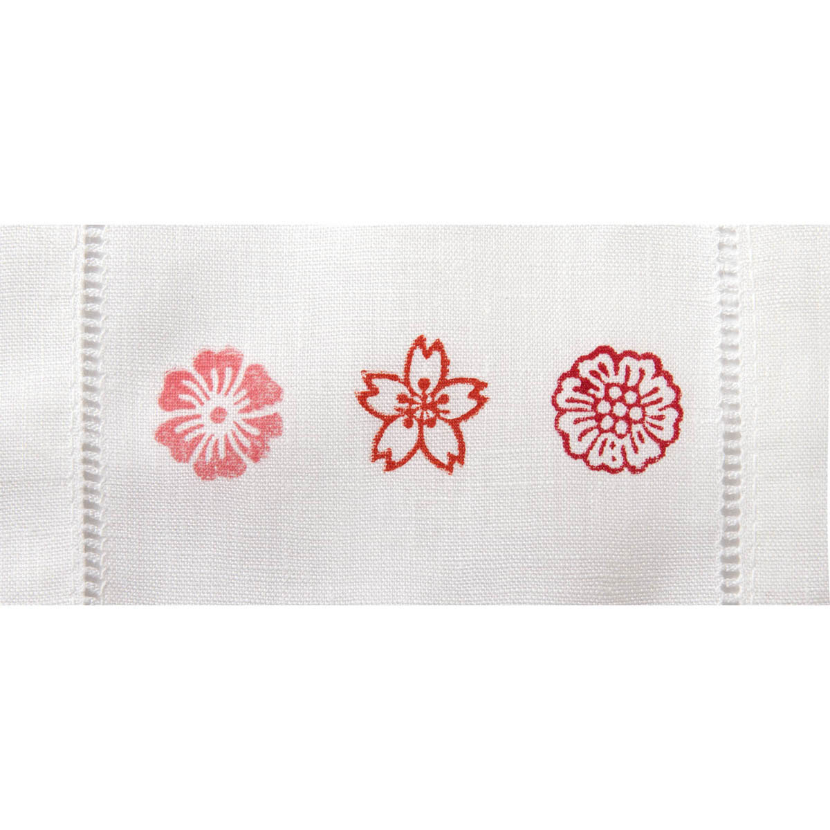 Fabric Creations™ Block Printing Stamps - Mini Set - Floral 1