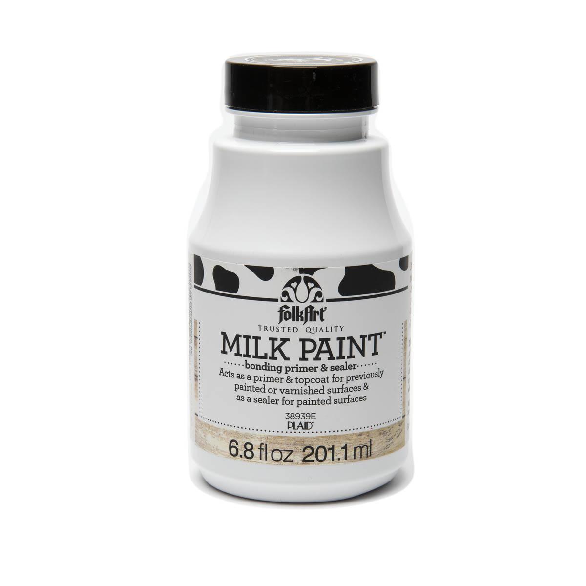 FolkArt ® Milk Paint™ Bonding Primer and Sealer, 6.8 oz.