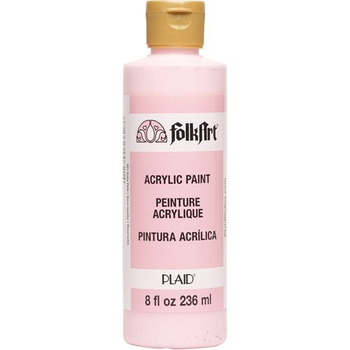 FolkArt ® Acrylic Colors - Baby Pink, 8 oz. - 821