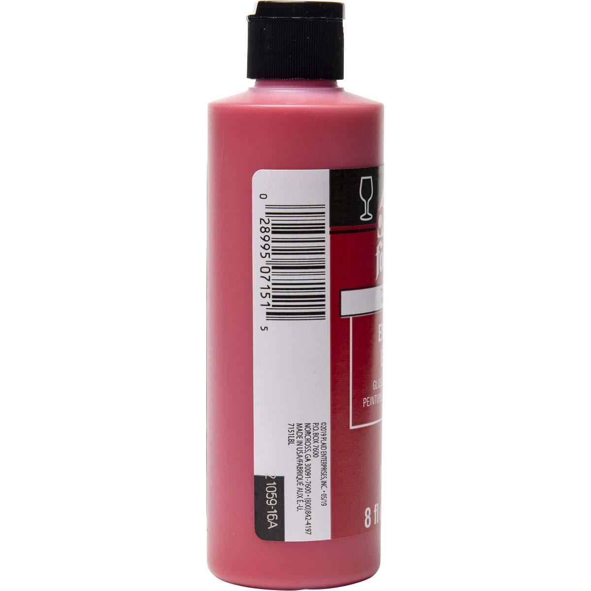 FolkArt ® Enamels™ - Lipstick Red, 8 oz. - 7151
