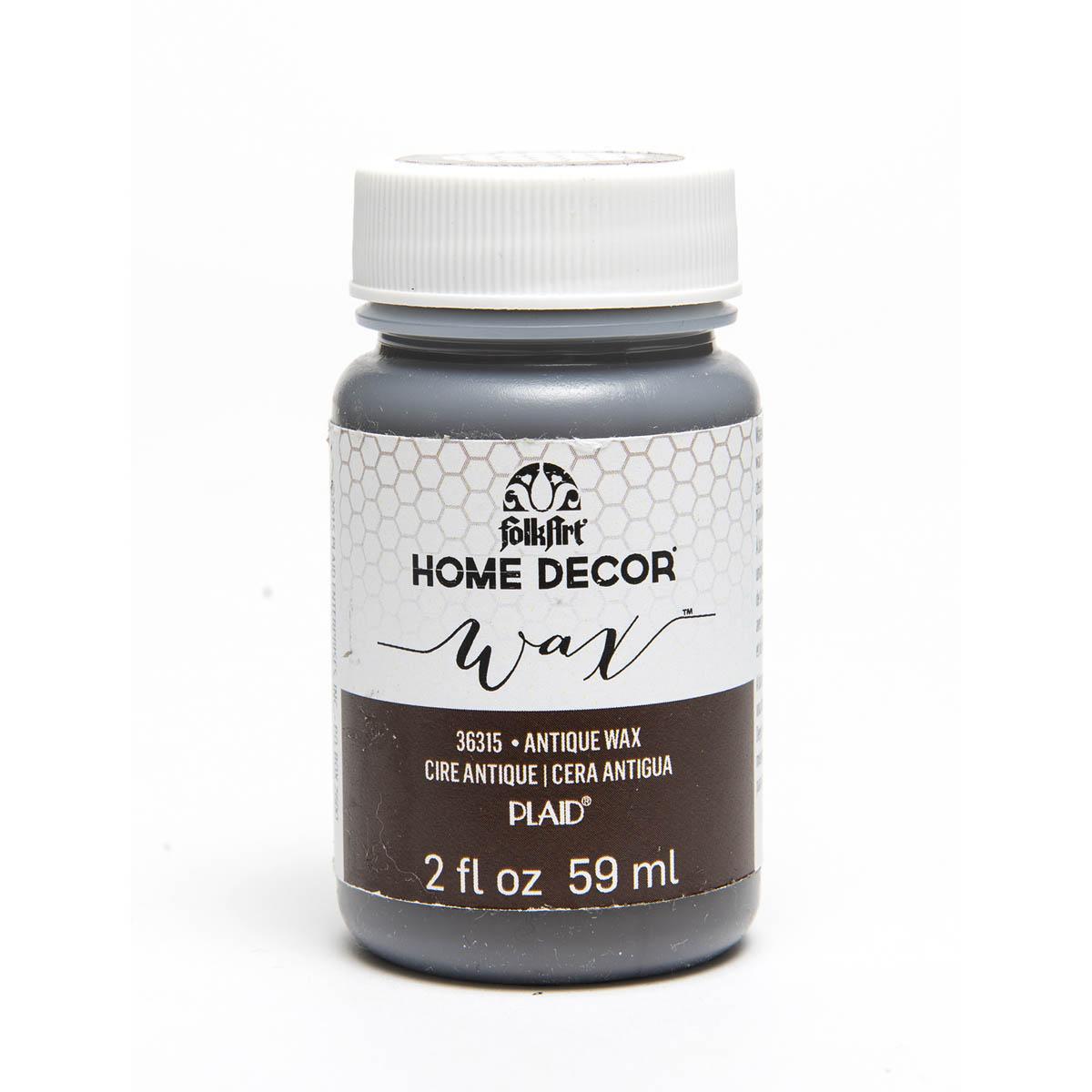 FolkArt ® Home Decor™ Wax - Antiquing, 2 oz. - 36315