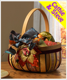 Bountiful Thanksgiving Basket