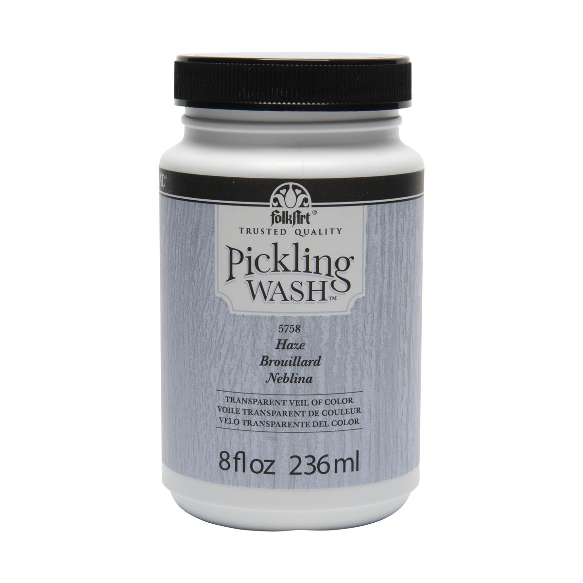 FolkArt ® Pickling Wash™ - Haze, 8 oz. - 5758