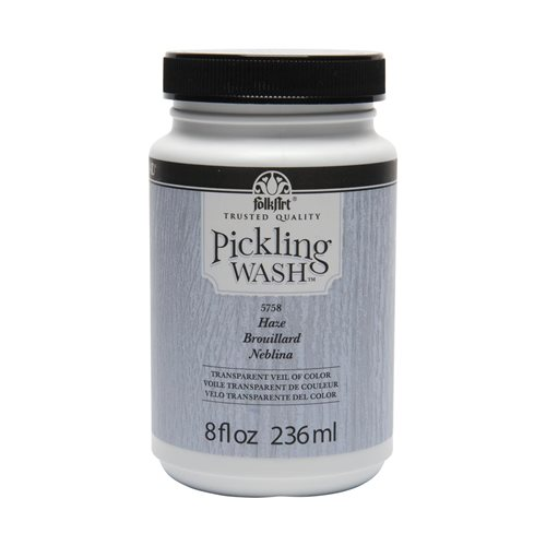 FolkArt ® Pickling Wash™ - Haze, 8 oz.