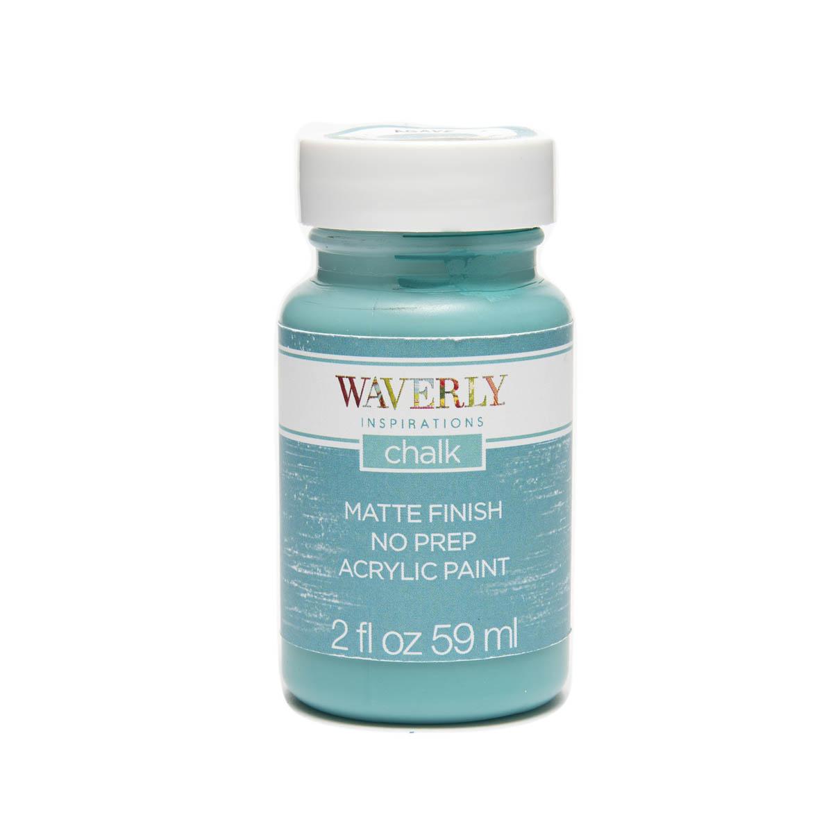 Waverly ® Inspirations Chalk Finish Acrylic Paint - Agave, 2 oz.