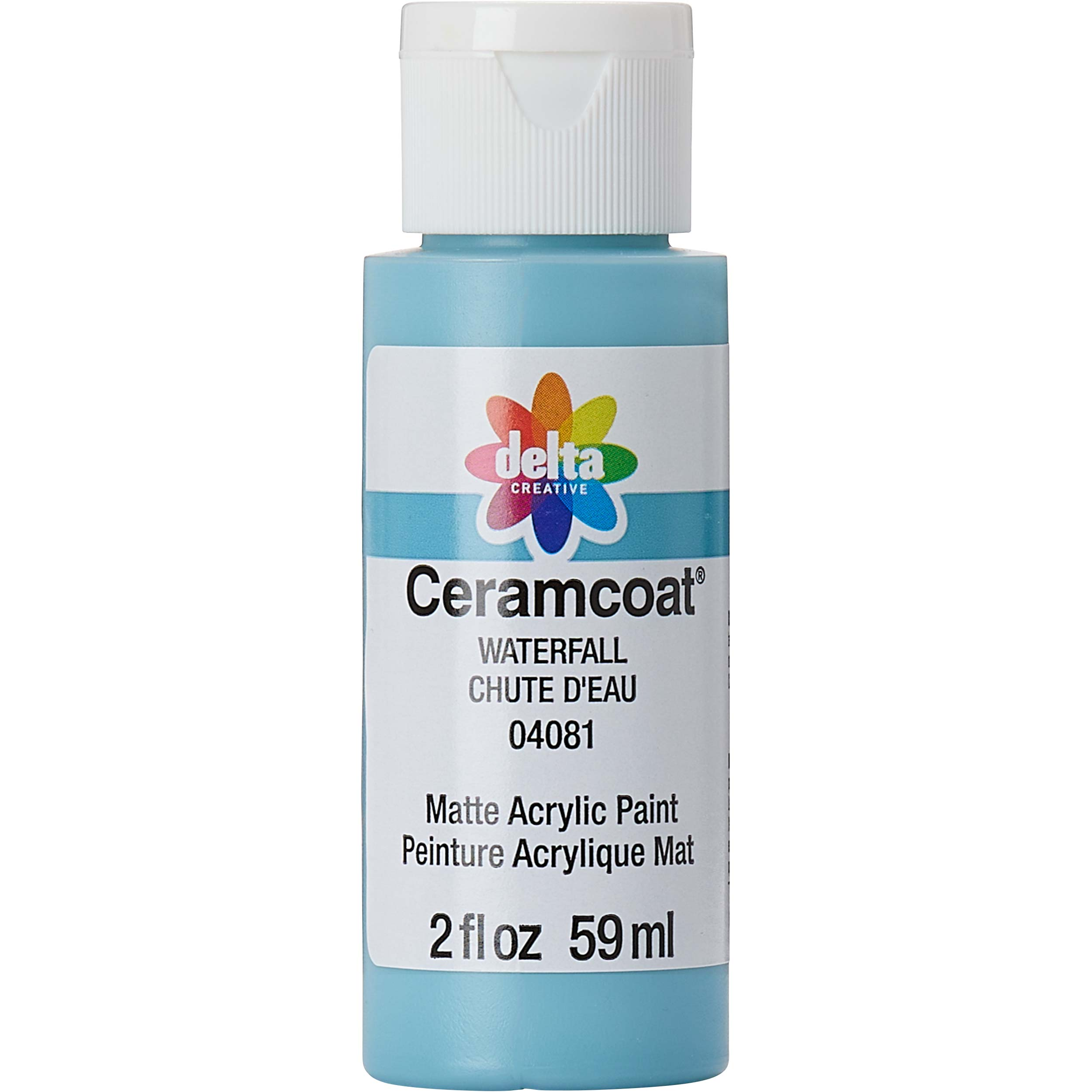 Delta Ceramcoat ® Acrylic Paint - Waterfall, 2 oz.