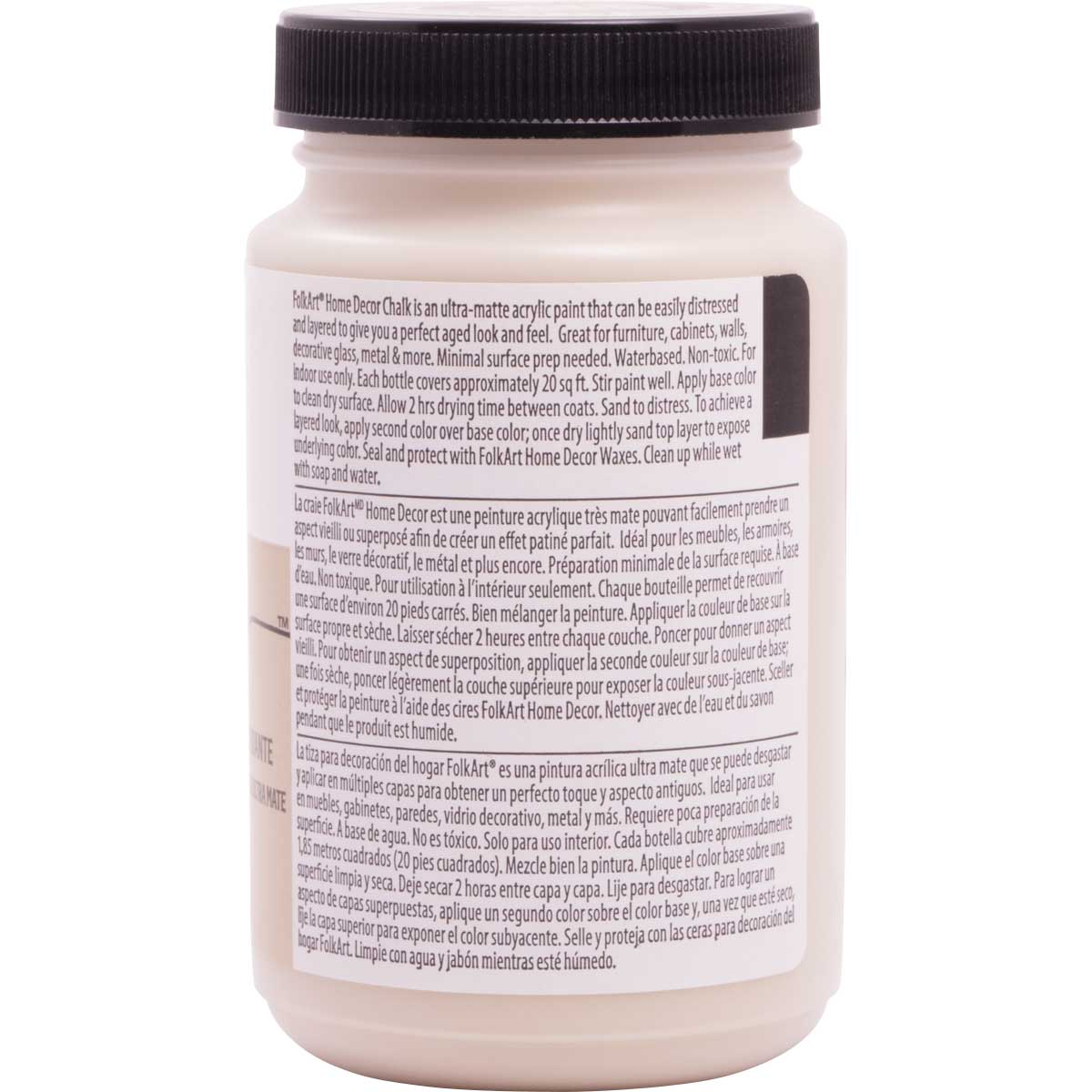 FolkArt ® Home Decor™  Chalk - Whispering Wheat, 8 oz.