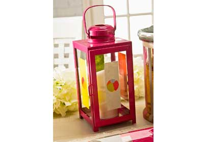 Outdoor Summer Lantern