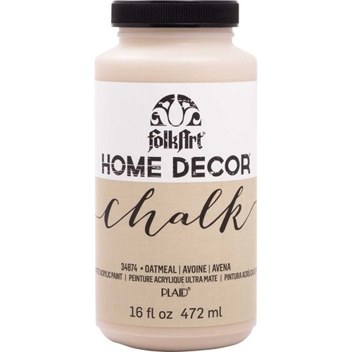 FolkArt ® Home Decor™ Chalk - Oatmeal, 16 oz.