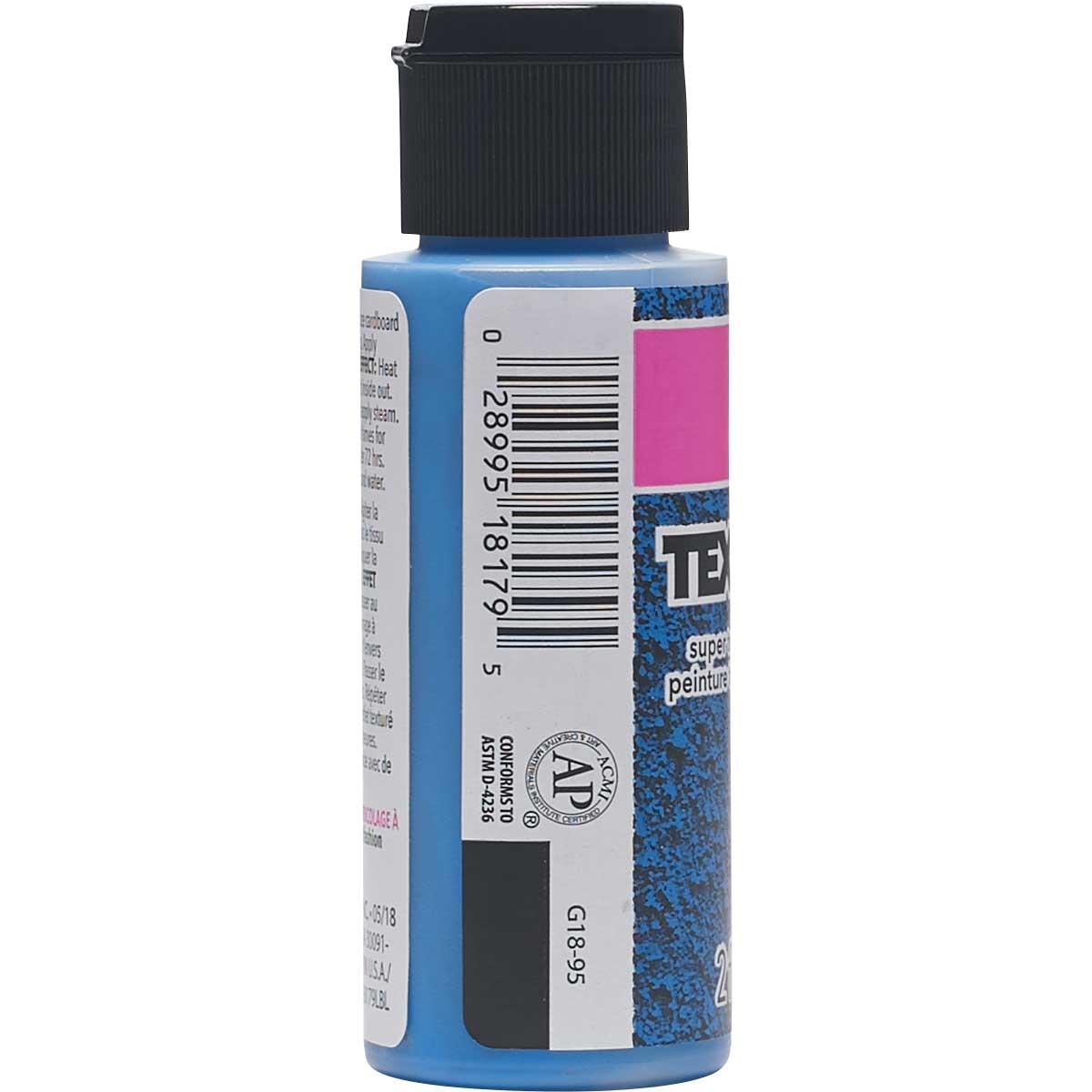 LaurDIY ® Texturific™ Fabric Paint - Do Re Mi, 2 oz.