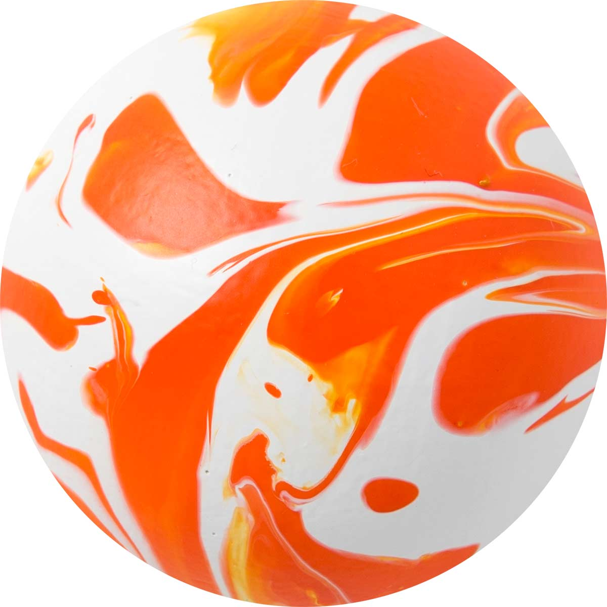 FolkArt ® Marbling Paint - Orange, 2 oz.