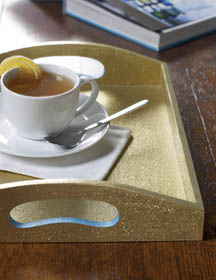 Glitzy Serving Tray