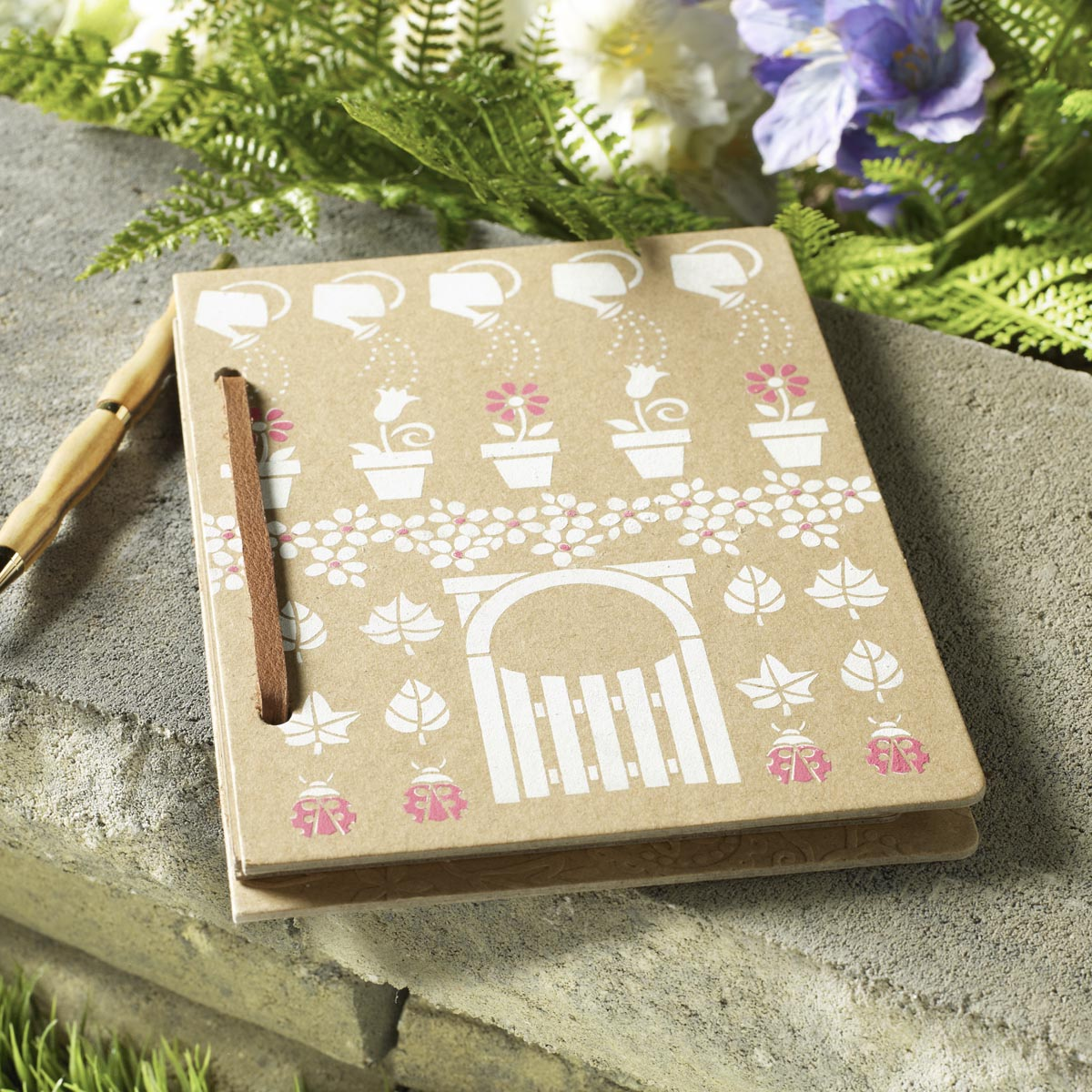 FolkArt ® Painting Stencils - Mini - Flower Pots