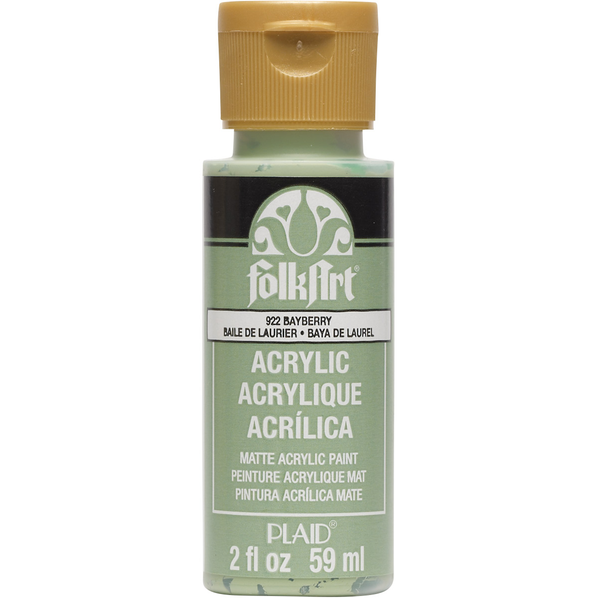 FolkArt ® Acrylic Colors - Bayberry, 2 oz. - 922