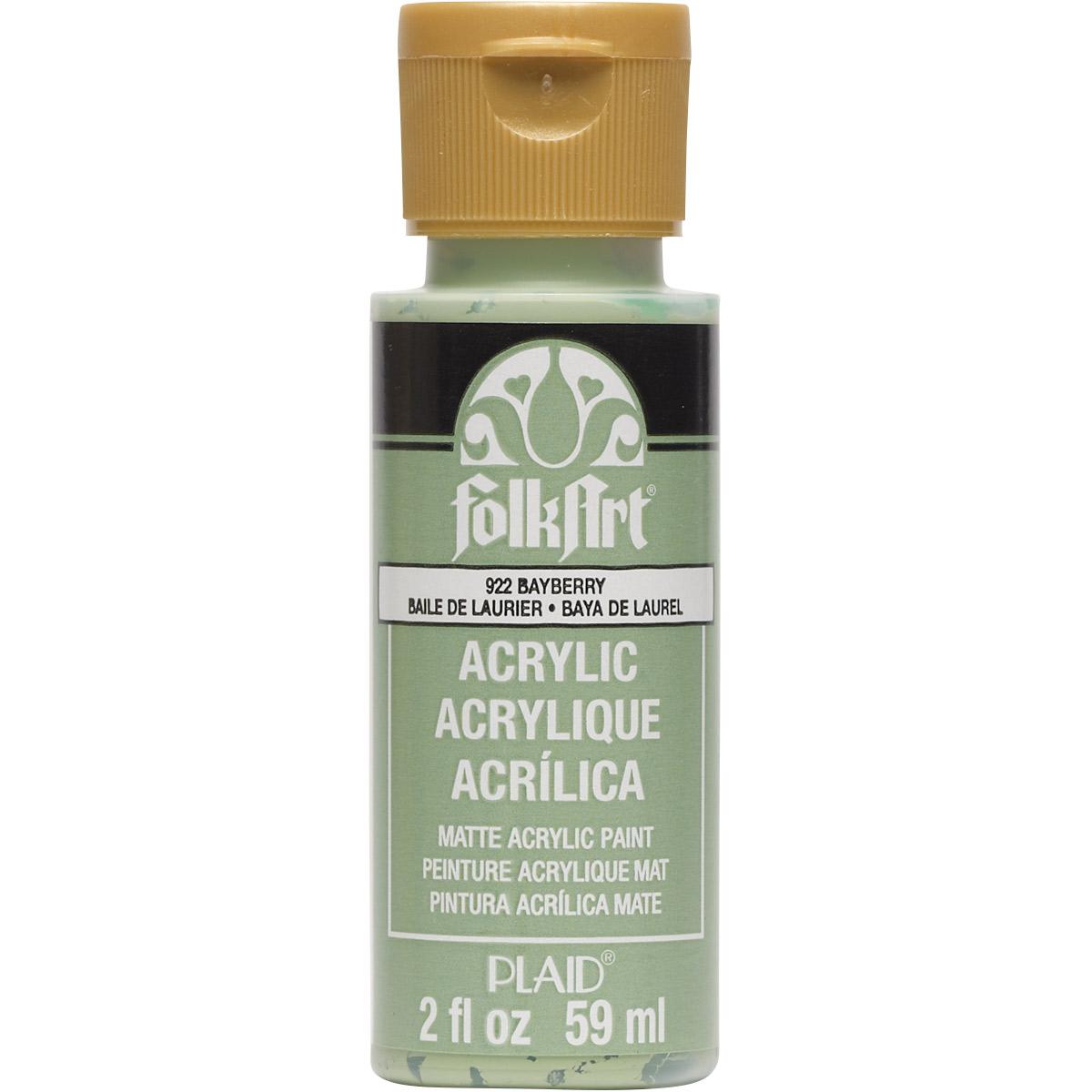 FolkArt ® Acrylic Colors - Bayberry, 2 oz.