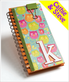Mod Podge Wise Owl Assignment Notebook