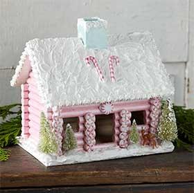 Christmas Cabin Decor