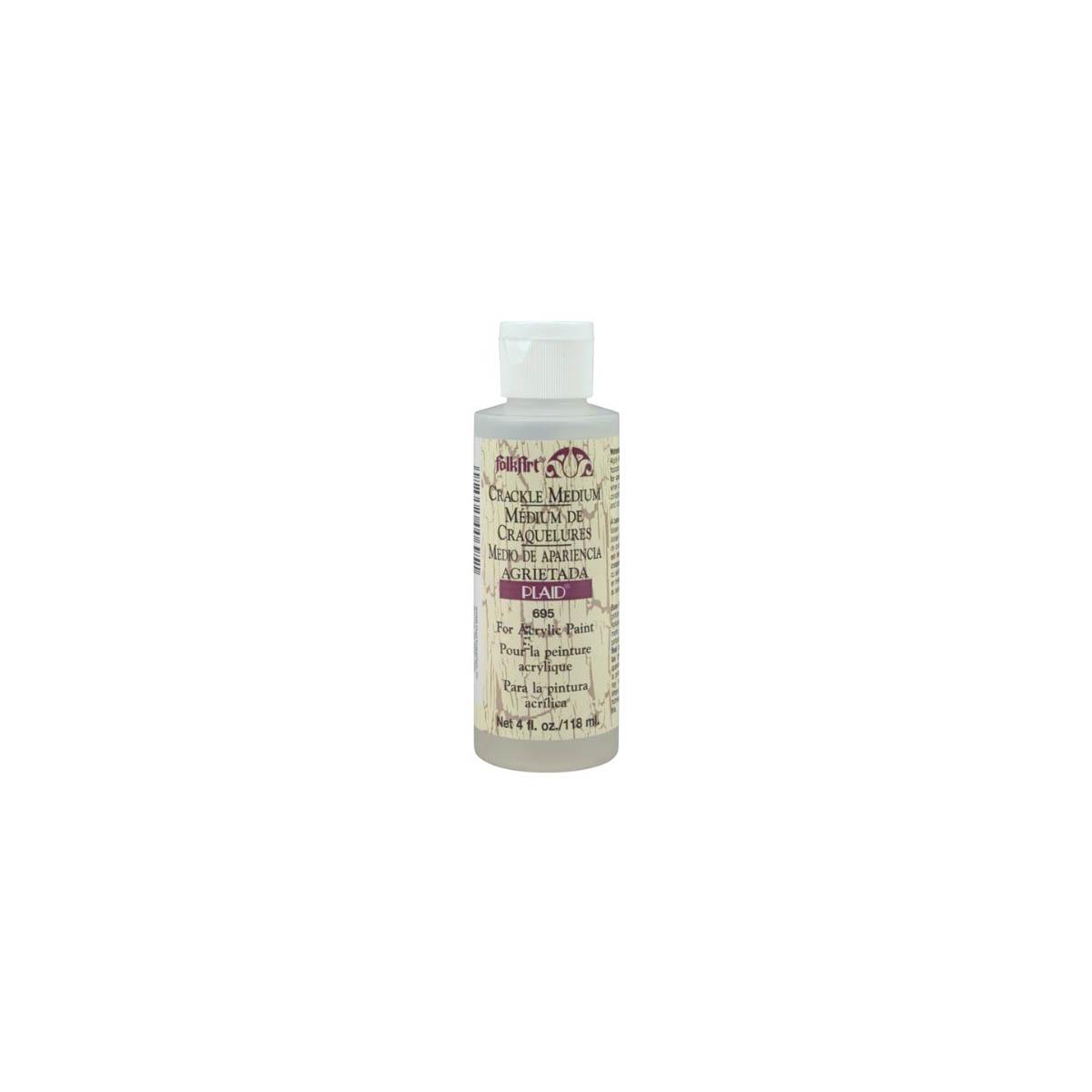 FolkArt ® Mediums - Crackle Medium, 4 oz. - 695