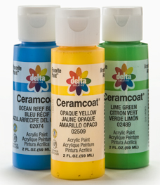 Delta Ceramcoat ® Acrylic Paint - Ginger Spice, 2 oz.