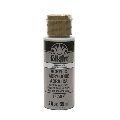 FolkArt ® Acrylic Colors - Boulder, 2 oz.