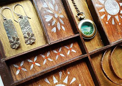 Rustica Jewelry Tray