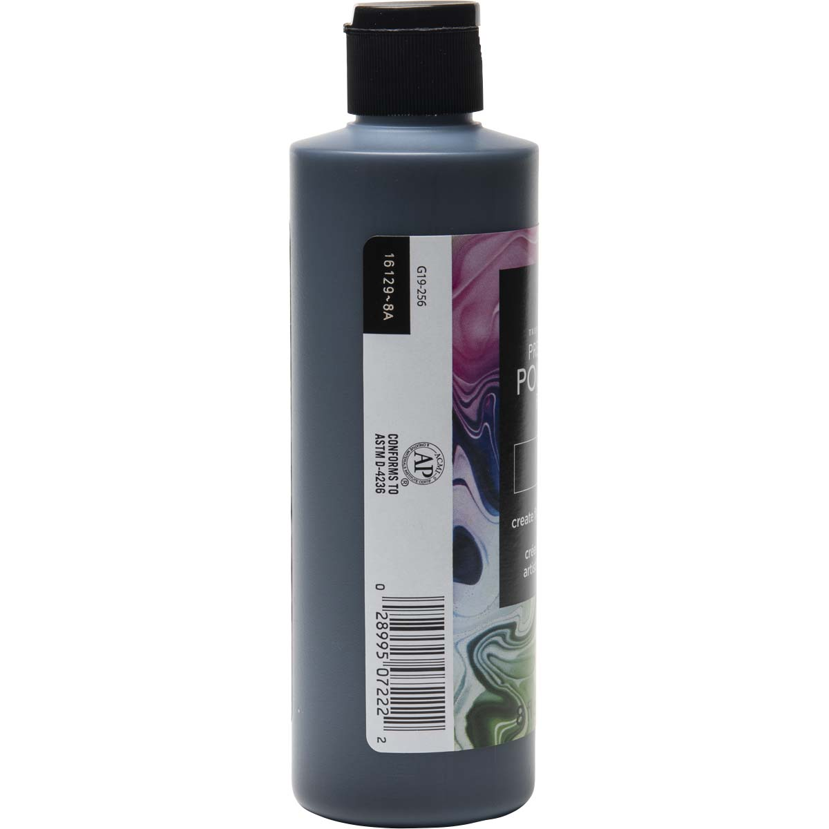 FolkArt ® Pre-mixed Pouring Paint - Black, 8 oz. - 7222