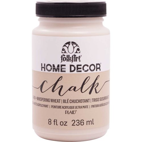 FolkArt ® Home Decor™  Chalk - Whispering Wheat, 8 oz. - 34181