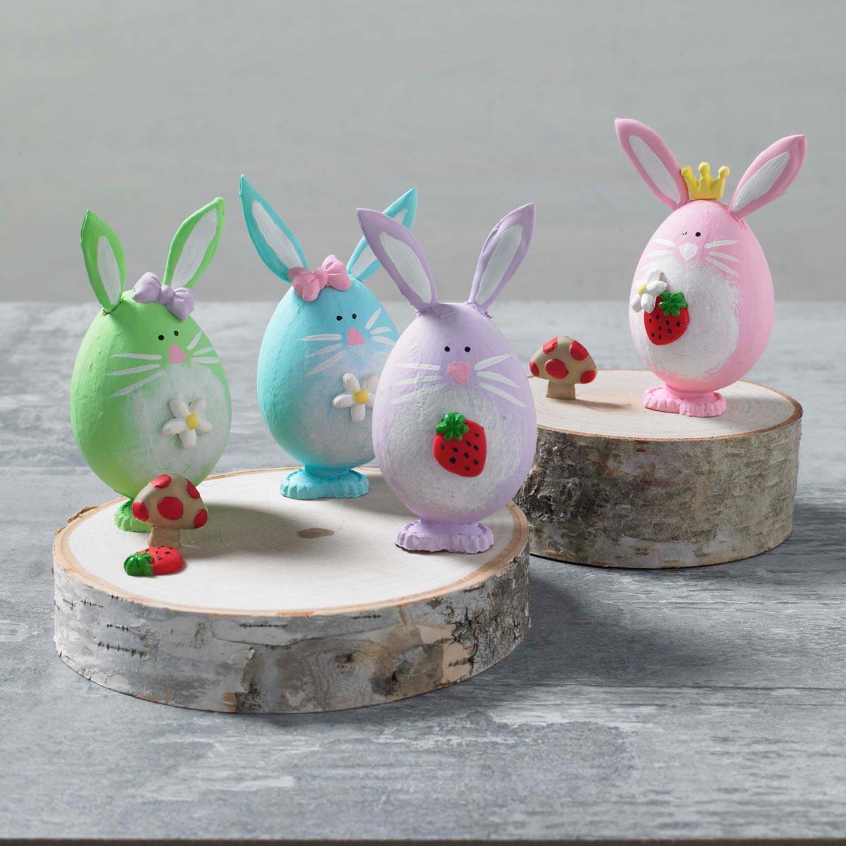 Fun Bunny Eggs