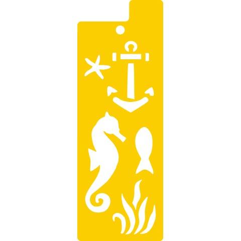 Delta Stencils - Sea Life