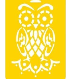 Delta Stencil Mania™ - Owl, 7