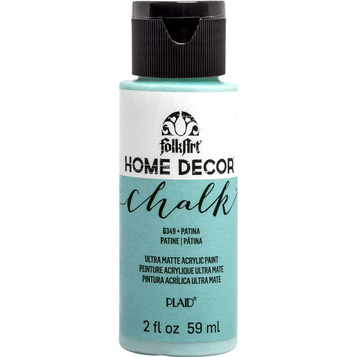 FolkArt ® Home Decor™ Chalk - Patina, 2 oz.