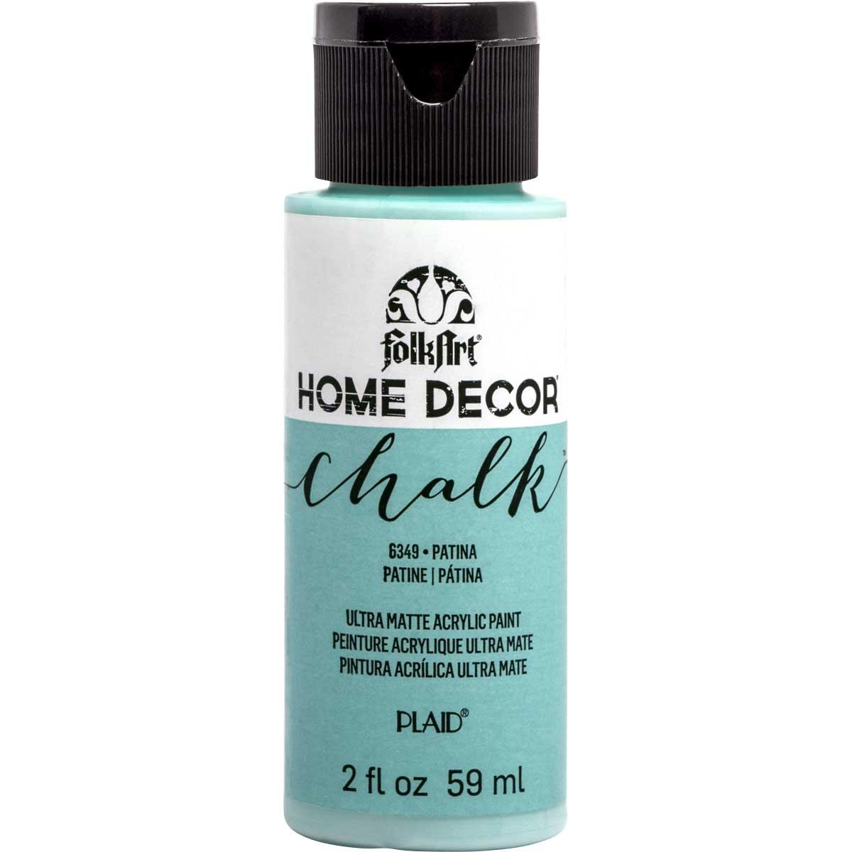 FolkArt ® Home Decor™ Chalk - Patina, 2 oz. - 6349
