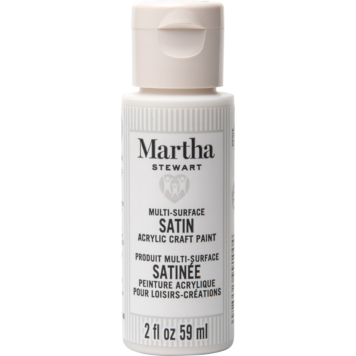 Martha Stewart® 2oz Multi-Surface Satin Acrylic Craft Paint - Tutu