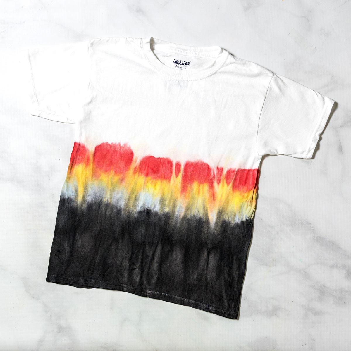 Easy Tie-Dye T-Shirt
