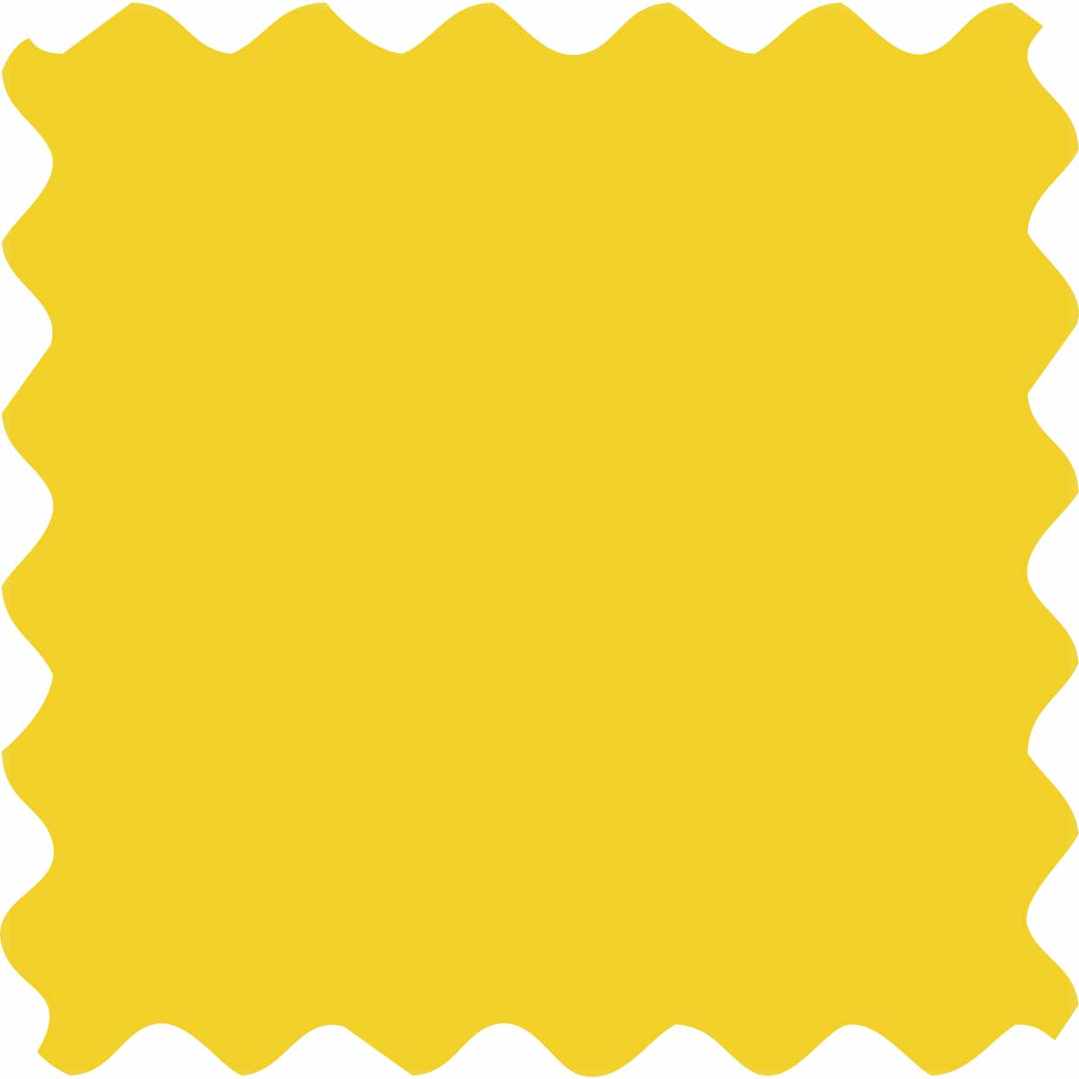 Fabric Creations™ Plush™ 3-D Fabric Paints - Lemonade, 2 oz.