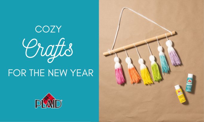 Cozy Crafts for the New Year